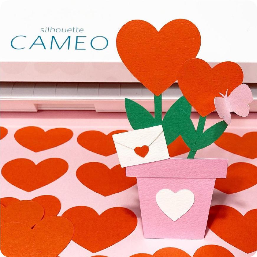 カッティングマシン silhouette(シルエット)CAMEO-おすすめ